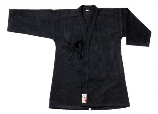 Keikogi Veste Noir