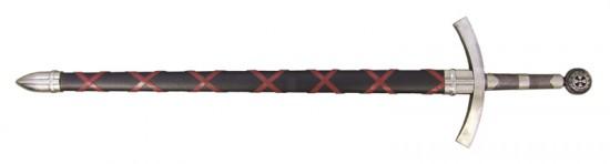 Épée de la 7eme croisade