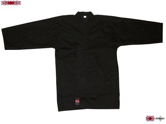 Keikogi noir. 100% coton