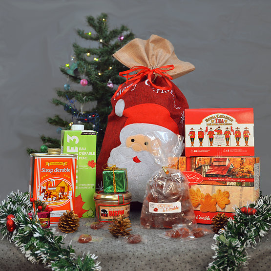 Canadian gift boxes