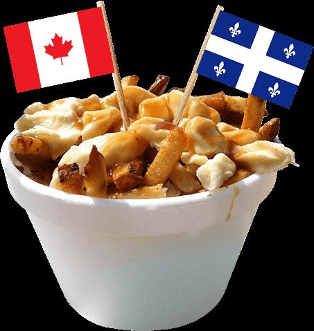 Poutine Québécoise du Canada