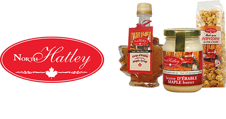 North Hatley Maple products