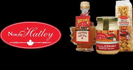 Produits d'érable North Hatley