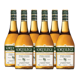 Whiskey liqueurs with maple syrup - Sortilège Original
