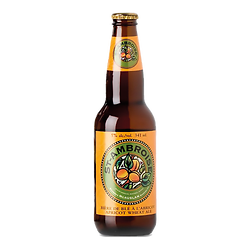 Canadian apricot beer - Saint Ambroise