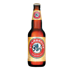 Canadian blonde beer - Saint Ambroise