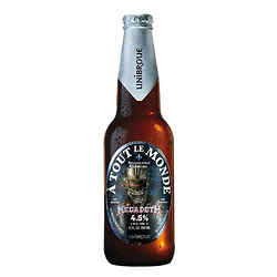 Bière canadienne A tout le monde - Unibroue