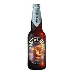 Canadian beer Don de dieu - Unibroue