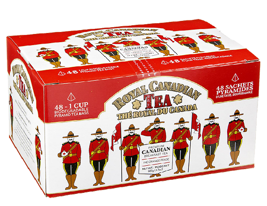 Royal tea of Canada