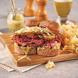 Le Smoked Meat