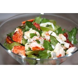 Salade de homards