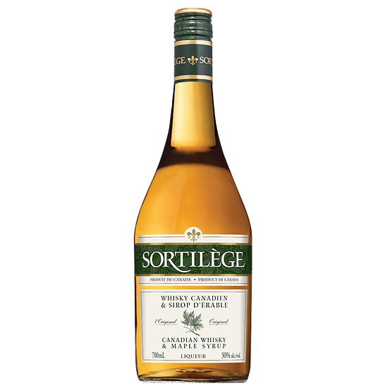 Sortilège Original - Liqueur de Whisky à l'érable