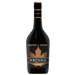 Canadian Maple Whiskey Cream - Sortilège