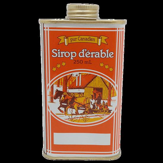 Sirop d'érable ambré - Bidon Métal