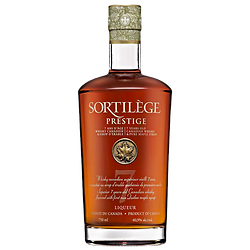 Sortilège Prestige - 7 years old whiskey liqueur and maple syrup