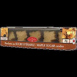 Bonbons au sucre d'érable