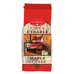 Coffee with maple