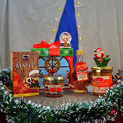 Boîte de Noel - A la découverte du Canada