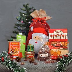 Sac du Père Noël - Les Bons Produits Canadiens