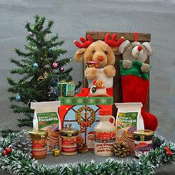 Boîte de Noel - Spécial Pancakes