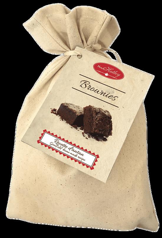 Recette d'Antan - Préparation pour Brownies