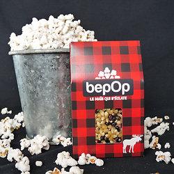 """Kit à pop-corn bepOp - Saveur """"Sel aux Herbes"""""""