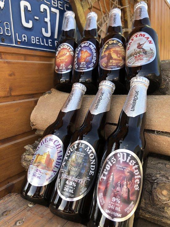 Pack Bière Canadienne Unibroue
