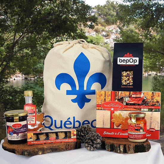 Sac Québec - Kit sucré
