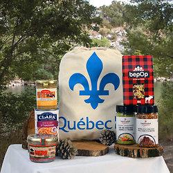 Sac Québec - Kit salé