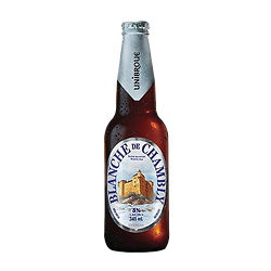 Canadian beer Blanche de Chambly - Unibroue