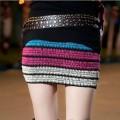 jupe/bandeau sexy fashion