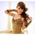 ensemble léopard 6 pièces