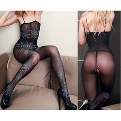 bodystocking spider