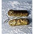 stimulateur vibrant léopard