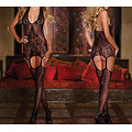 bodystocking de luxe