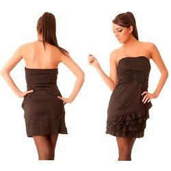 robe bustier de soirée