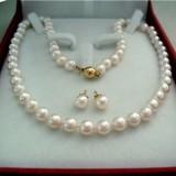 parure perles 3 pièces