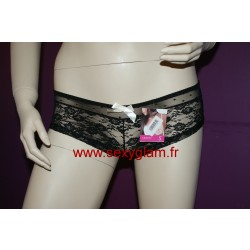 Shorty taille basse