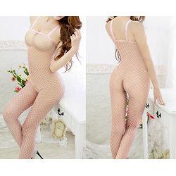 body stocking résille
