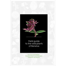 Field guide to the wild plants of Benelux