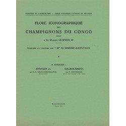Flore Iconographique des Champignons du Congo-COMPLETE