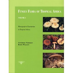 Monograph of Lactarius in Tropical Africa