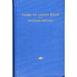 Flore d'Afrique centrale (Flore du Congo Belge et du Ruanda-Urundi), vol. X