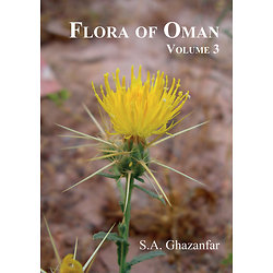 Flora of the Sultanate of Oman, volume 3: Loganiaceae–Asteraceae