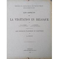 Les Aspects de La Végétation en Belgique, Les Districts Flandrien et Campinien (Edition complete)