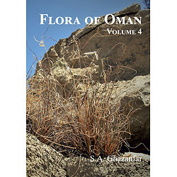 Flora of the Sultanate of Oman, vol. 4, Hydrocharitaceae–Orchidaceae