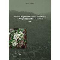 Révision du genre Psychotria (Rubiaceae) en Afrique occidentale et  centrale