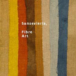 Sansevieria, Fibre Art - Nederlandstalige versie