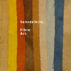 Sansevieria, Fiber Art - English version