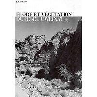 Flore et végétation du Jebel Unweinat